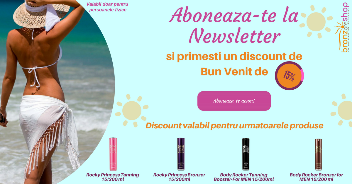 BronzareShop Newsletter Discount