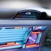 Aparat de bronzat orizontal Megasun KBL 7900 Alpha SH