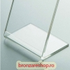 Rama plexiglass proaspat dezinfectat