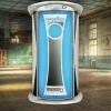 Aparat de bronzat vertical, Tower sportCollarium Revolution D Megasun